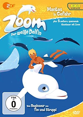 Preisvergleich Produktbild Zoom - Der weiße Delfin: Mantas in Gefahr