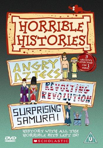 Surprising Samurai/Revolting Revolution