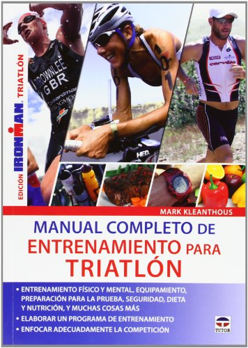 Manual completo de entrenamiento para triatlón por Mark Kleanthous