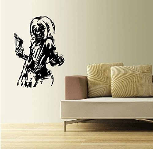 Iron Maiden Killers Music Home Decor Art Wall Vinyl