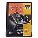 ARK - Cuaderno de pantalla (A3, 40 bolsillos)