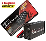 Loadchamp 20A automatisches Batterie Ladegerät AGM GEL CALCIUM Solar Akku LKW Batterie