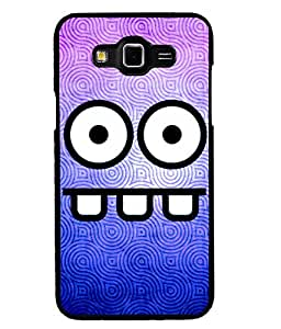 Fuson 2D Printed Cartoon Designer back case cover for Samsung Galaxy Grand Max - D4517