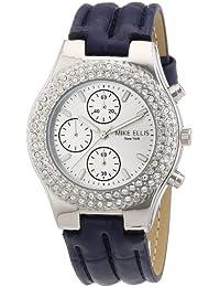 Mike Ellis New York Damen-Armbanduhr XS Analog Quarz L2618ASU/2