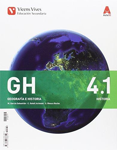 GH 4 (4.1-4.2)+ SEPARATA PAIS VASCO (AULA 3D): 000002 - 9788468221380