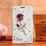 Locaa(TM) For Huawei Honor Play 5X 3D Bling Case + Griffel