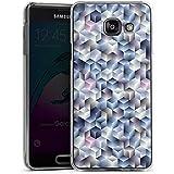 Samsung Galaxy A3 (2016) Housse Étui Protection Coque 3D Effet d'optique Pastel