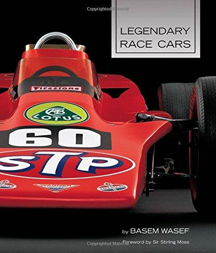 Legendary Race Cars por Basef Wasem
