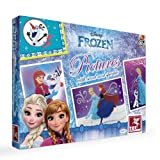 Disney - Frozen Pictures with Sand and Sparkle