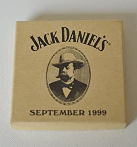 Jack Daniels collectable 1999 birthday jigsaw puzzle , small but very rare now