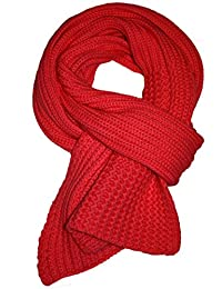 Royal Speyside Super Luxe Premium Chunky Rack Stitch Pure Cashmere Scarf