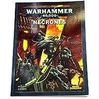 Warhammer 49-01-03. Libro Codex Necrones