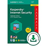 Kaspersky Internet Security 2018 Upgrade | 1 Gerät | 1 Jahr | Windows/Mac/Android | Download -