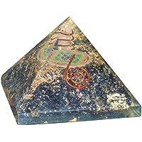 Crocon schwarz Turmalin Edelstein Energetische Pyramide mit Kristall Punkt Blume des Lebens Symbol Energie Generator... preisvergleich bei billige-tabletten.eu