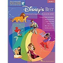 Easy Piano Cd Play-Along Vol.15 Disney'S Best + Cd