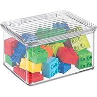 Contenitori Per Giocattoli In Plastica.Amazon It Contenitori Plastica Giochi E Giocattoli