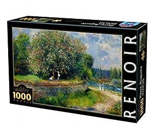 Unbekannt Puzle de 1000 Piezas, diseño de Auguste Renoir