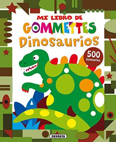 Dinosaurios (Mi libro de gommettes) por Susaeta Ediciones S A