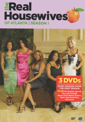 Real Housewives Of Atlanta: Season 1 (3pc) / (Box) [DVD] [Region 1] [NTSC] [US - Housewives Atlanta Dvd