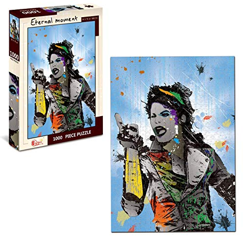 Ousdy - 88112 Puzzle Michael Jackson 1000PCS 50CM x 70CM