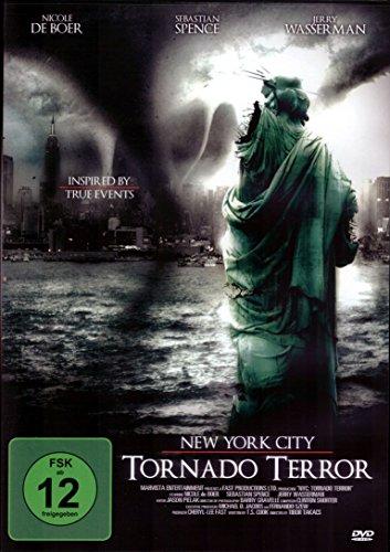 New York City Tornado Terror - Der Todes-Twister