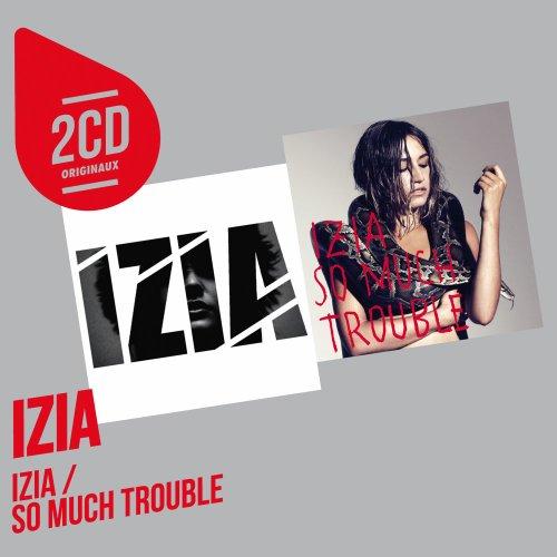 so-much-trouble-izia-coffret-2-cd