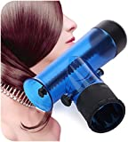 Aozzy Hairdryer Wind Spin Diffuser for Curly Hairstyles Wavy Hair Professional Hair Blower Tool Attachment Salon Styling Hair Curl Diffuser Tools(fit Hair Dryer head in round diameters: 4.5-5cm)