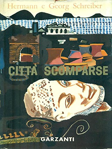 Citta' scomparse.