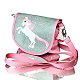 Unicorn MAGIC COLLECTION Unicornio MAGIC COLLECTION mágico con brocado bolso bandolera de pequeña para una pequeña princesa Modelo 2018