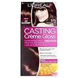 Best Chocolate Truffles - L'Oréal Casting Creme Gloss Semi Permanent Hair Dye Review