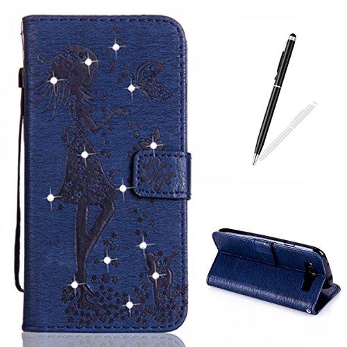 kasehome-funda-samsung-galaxy-s3-i9300brillo-diamante-3d-elegante-hada-angel-nina-y-mariposa-gato-en
