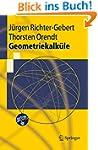 Geometriekalküle (Springer-Lehrbuch)