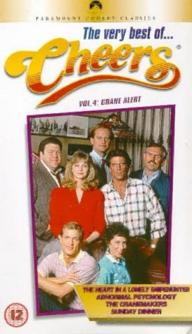 Click for larger image of Cheers: The Very Best Of - Volume 4 [VHS]
