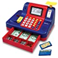 Learning Resources Pretend & Play Teaching Cash Register by Learning Resources