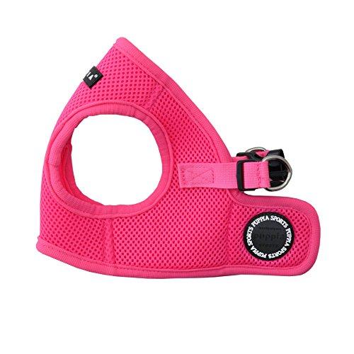 Puppia PAPA-AH1325 Weste Neon Soft, L, pink -