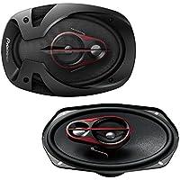 Pioneer TS-R6951S 3 Way Coaxial Speaker (Black)