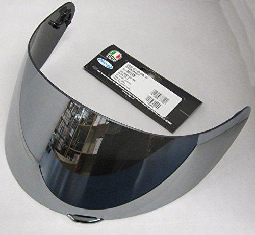 Preisvergleich Produktbild AGV Visier GT 2 silber-verspiegelt für HORIZON / SKYLINE / S-4 SV, K3 SV (ML-XXL)