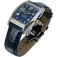 Orologio automatico di lusso Xezo for Unite4:good Incognito con forma tonneau ampia, cristallo zaffiro svizzero, (Riserva Orologio Di Lusso)