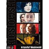 Coffret Kieslowski 5 DVD : Bleu / Blanc / Rouge / La double vie de Véronique