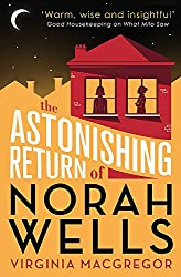 The Astonishing Return of Norah Wells: THE FEEL-GOOD MUST-READ FOR 2018
