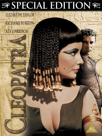 Cleopatra  3 Disc Special Edition   1963   DVD