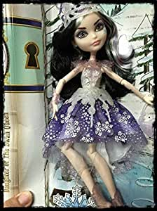 Ever After High Fairest on Ice - Duchess Swan Doll by Mattel