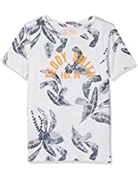 Teddy Smith Boy's Tonin Jungle MC T-Shirt
