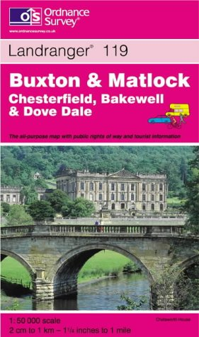 buxton-and-matlock-bakewell-and-dove-dale-landranger-maps