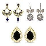 Fancy Designer Wear Beautiful Earrings f...
