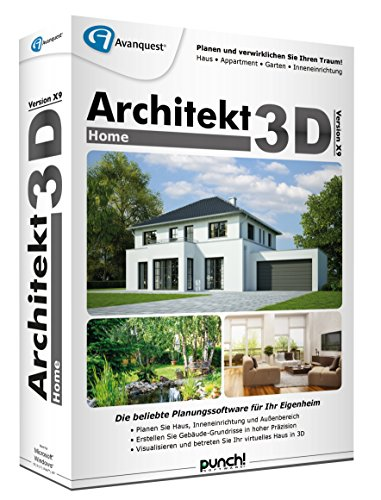 Architekt 3D X9 Home Test