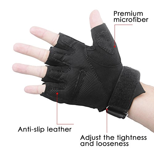 Gym Training Gloves, – Weight Lifting Gloves