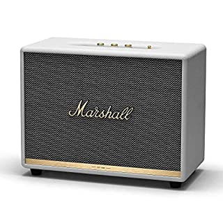 Marshall Worburn II Bluetooth Speaker - White (UK) (B07HMTGWSJ) | Amazon price tracker / tracking, Amazon price history charts, Amazon price watches, Amazon price drop alerts