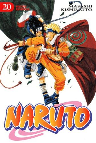 Naruto nº 20/72 (EDT) por Masashi Kishimoto