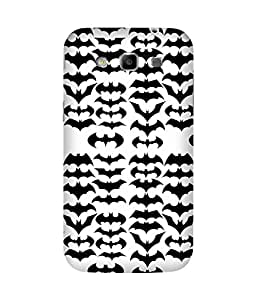 Bat Style Samsung Galaxy Grand Duos I9082 Case